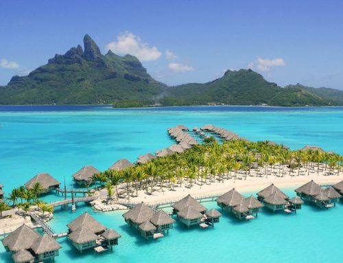 Top Ten Resorts – South Pacific