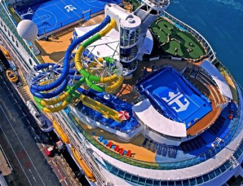 "Royal Caribbean ""Voyager of the Seas"""